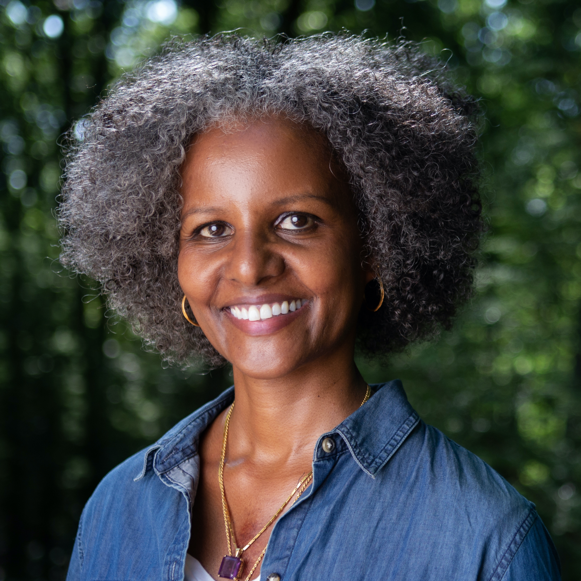 Sebene Selassie, author of 'You Belong'